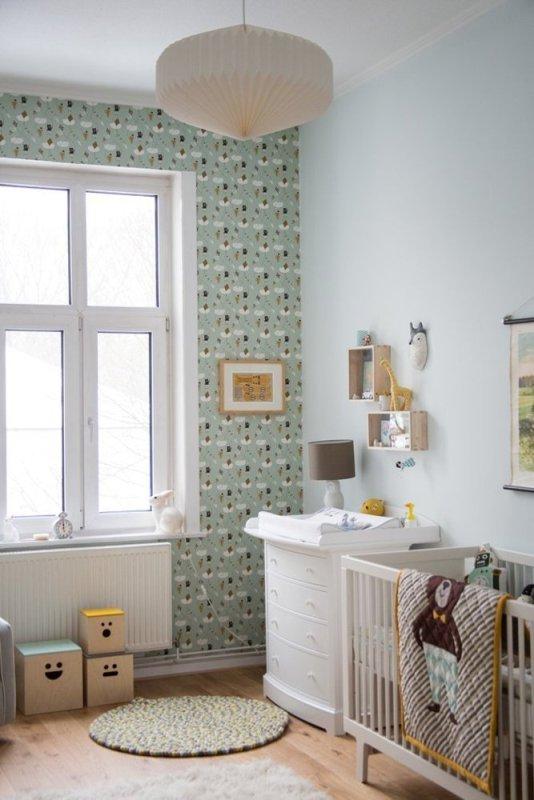 Everything Designish Baby Boy S Nursery: Peaceful Yet Whimsy Baby Boy's Nursery Design Inspiration
