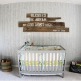 Peculiar Where The Wild Things Are Themed Nursery Design