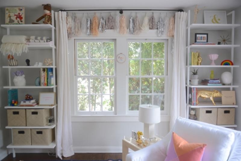 Playful Grey And Pastels Baby Girl Nursery Design Kidsomania