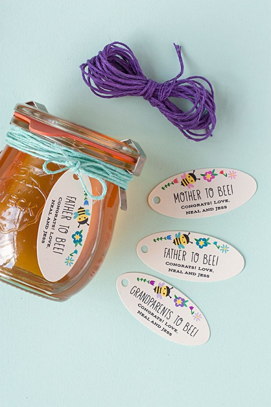 pleasing and easy diy baby shower favor ideas kidsomania