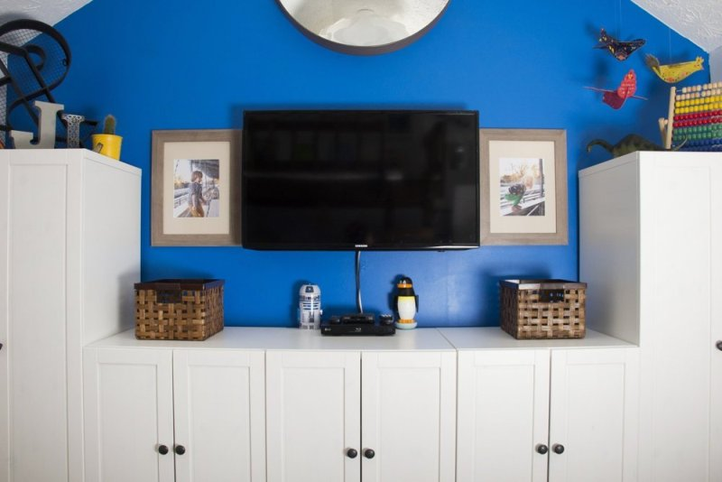 Smart and cozy kids bedroom design with limited space - Limited space bedroom ideas ...