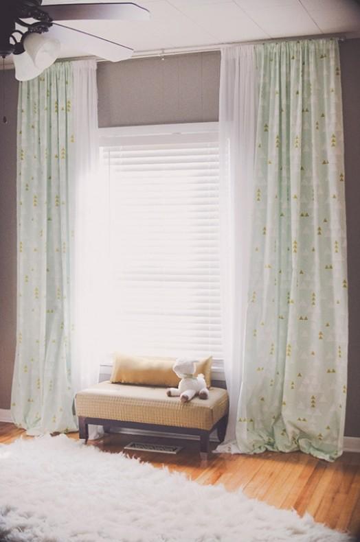 Soft And Earthy Baby Girl S Nursery Design Inspiration