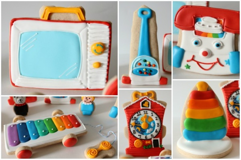 Stunning Vintage Fisher-Price Toy Cookies Your Kid Can Eat ...