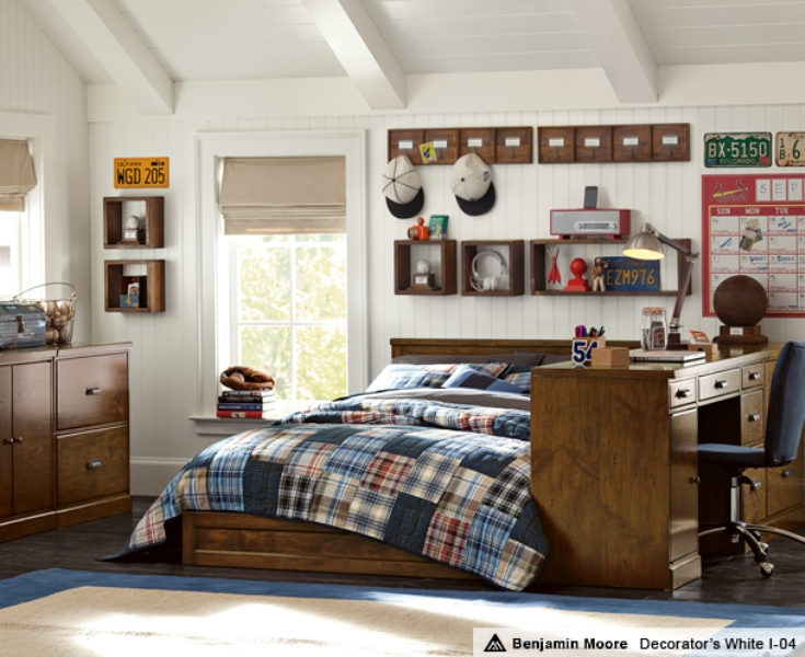 46 Stylish Ideas For Boy's Bedroom Design | Kidsomania