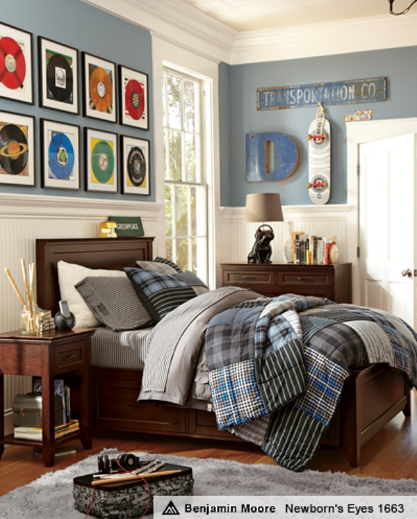 46 stylish ideas for boy s bedroom design kidsomania - Teen boy bedroom ideas ...