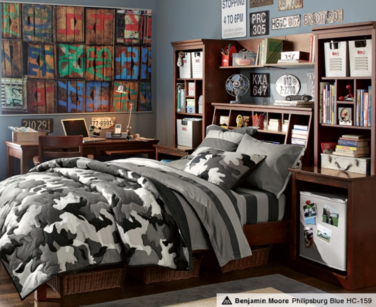 46 stylish ideas for boy s bedroom design kidsomania Bedroom ideas for boys
