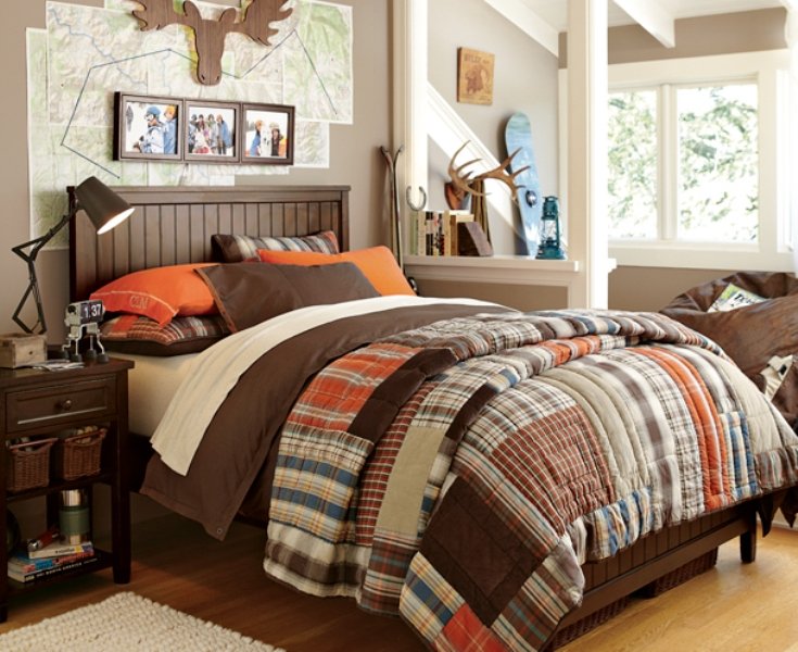 46 Stylish Ideas For Boy's Bedroom Design   Kidsomania