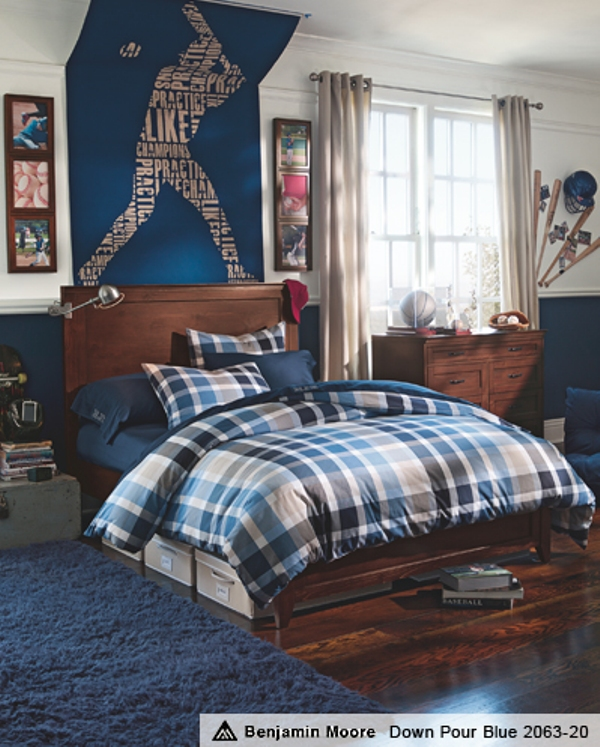 46 Stylish Ideas For Boy's Bedroom Design