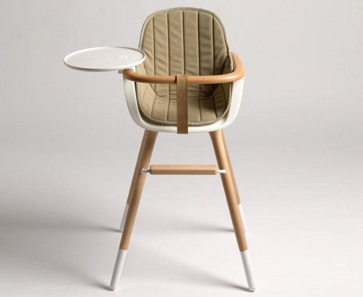 Super modern and minimalist chair for toddlers kidsomania