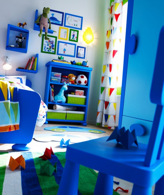 15 Cool Toddler Boy Room Ideas | Kidsomania
