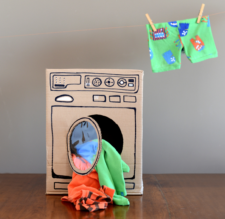 Как сделать стиральную машину своими руками