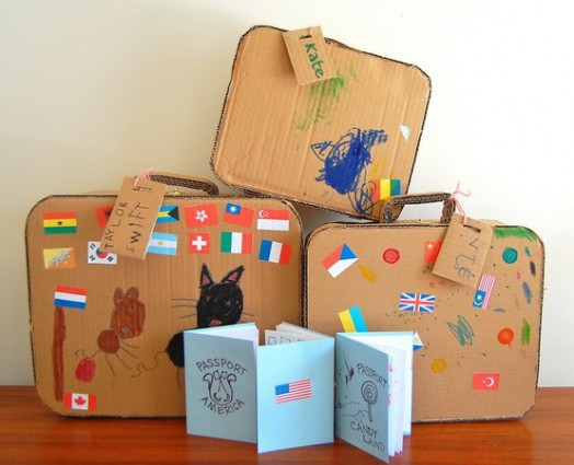 10 Toys You Can Make By Yourself Of Cardboard Kidsomania