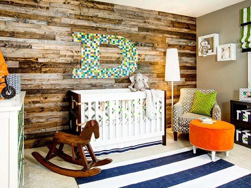 using wood in kids rooms: 31 cozy ideas | kidsomania - Holz Im Kinderzimmer Anwenden Ideen