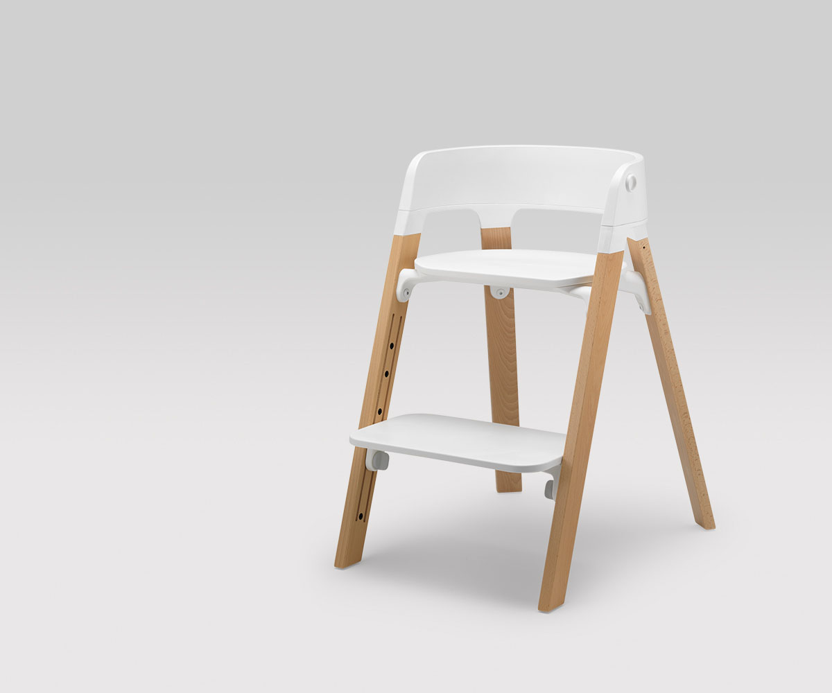 Versatile And Comfy Stokke Steps Baby Chairs Kidsomania