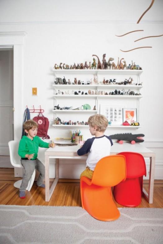 Vivid And Perfectly Organized Boys Bedroom Design Kidsomania