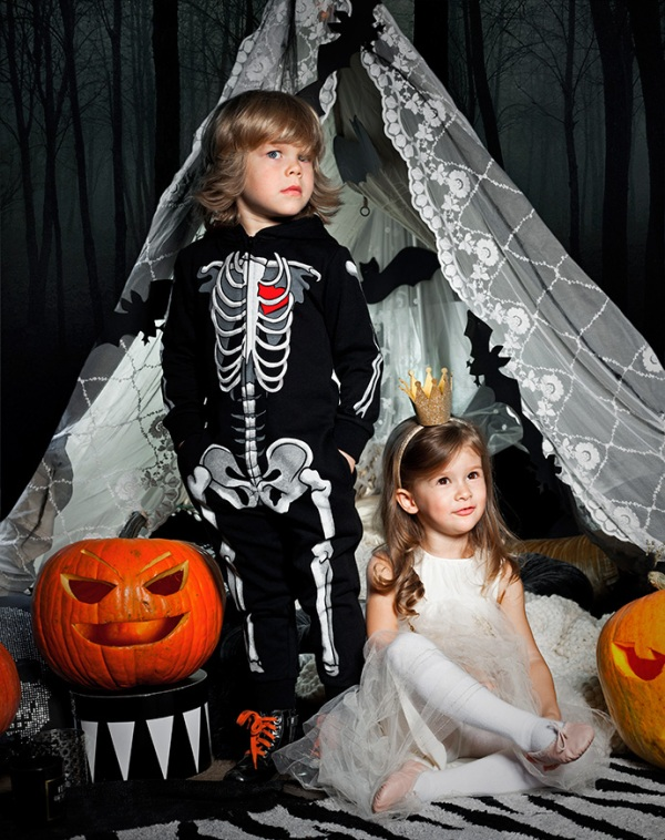 Hm Halloween.Whimsy And Cool Kids Halloween Costumes Collection By Hm